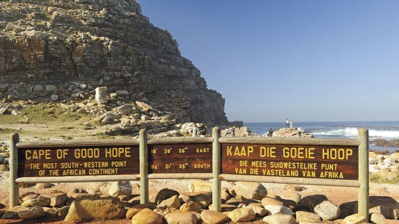 Kap der guten Hoffnung, Südafrika © Diamir