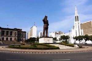 """""""Praça da Independência"""" in Maputo"""