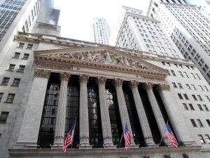 Die Börse (Stock Exchange) an der Wall Street