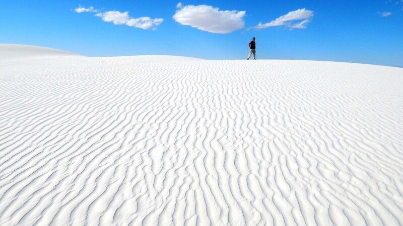 White Sands National Monument, New Mexico © Diamir