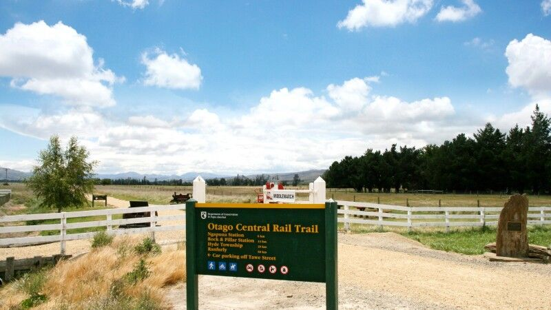 Otago Rail Trail © Diamir