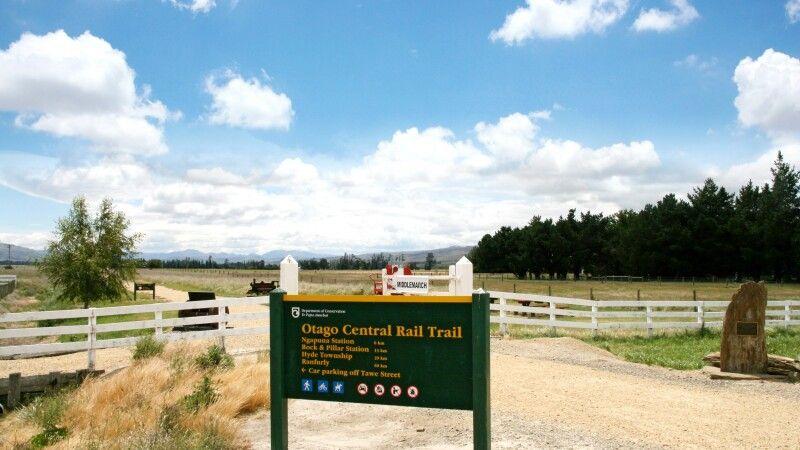 Otago Rail Trail © Diamir