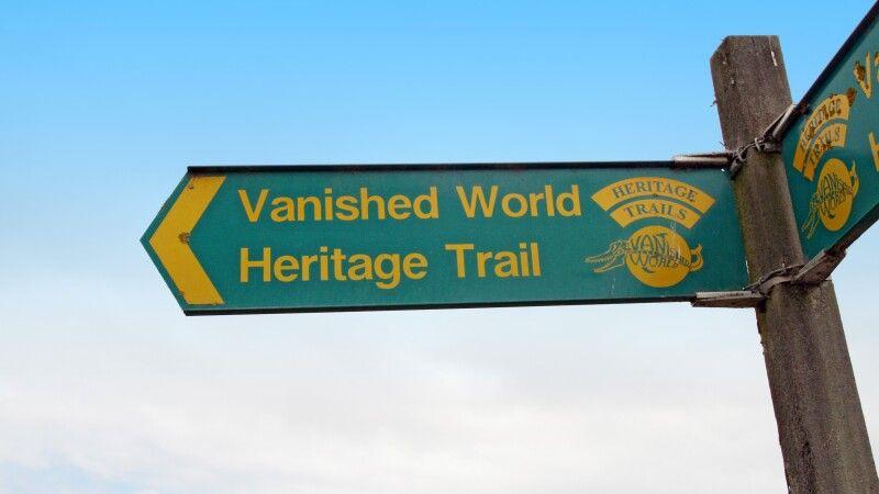 Vanished World Heritage Trails © Diamir