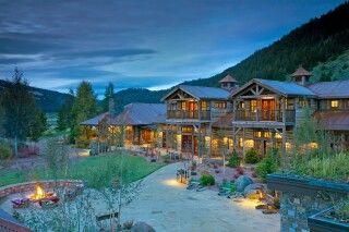Ranch at Rock Creek, Montana