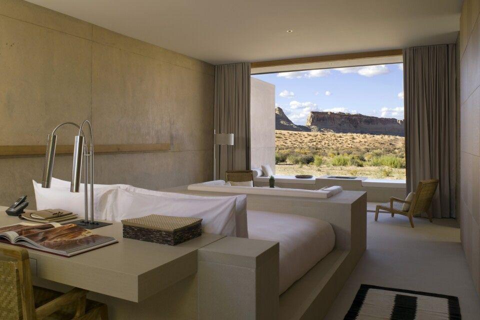 Desert View Suite, Amangiri, Utah