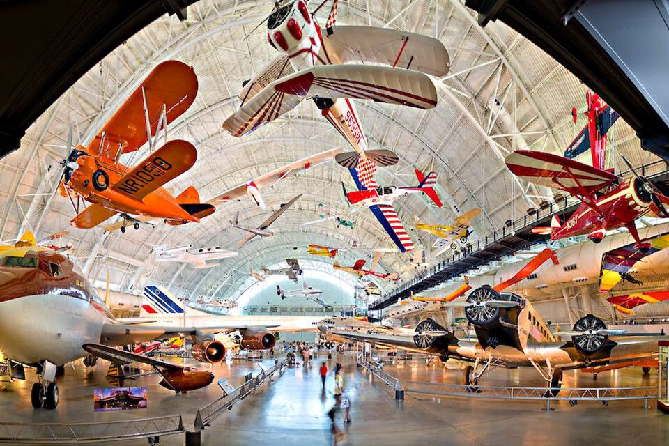 National Air & Space Museum, Virginia