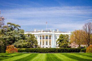 Weißes Haus in Washington, D.C.