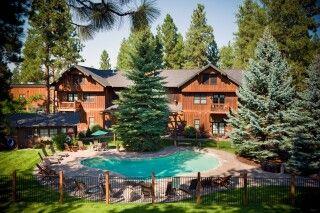 Five Pine Lodge in Sisters, Oregon