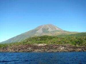 Vulkan Pico bei bester Sicht