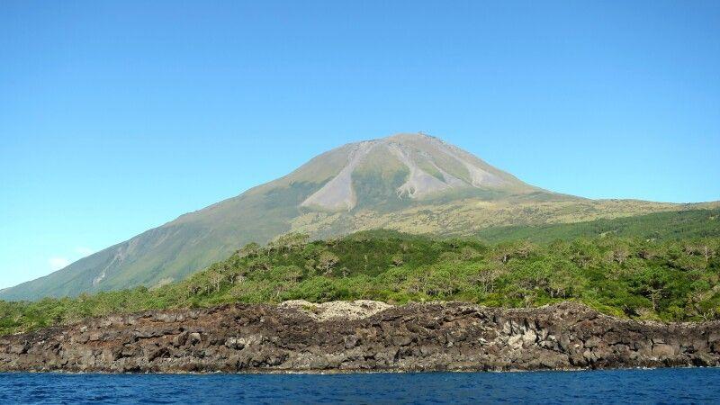 Vulkan Pico bei bester Sicht © Diamir