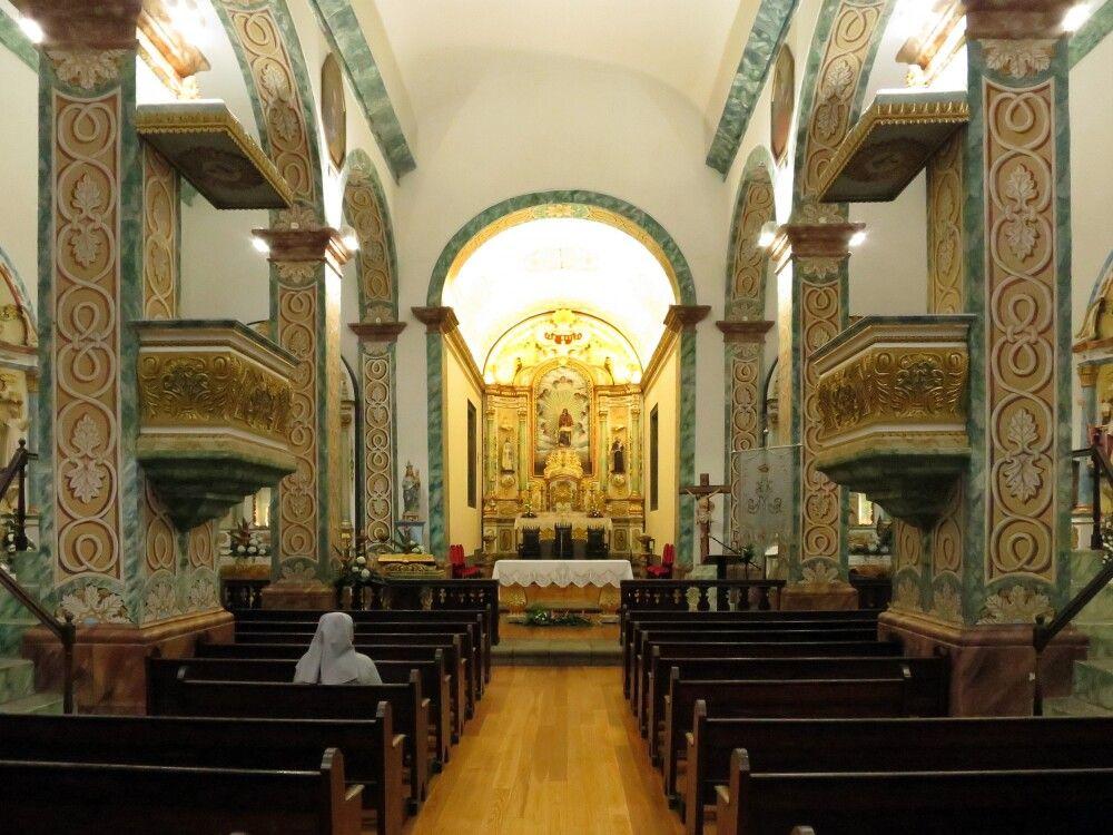 Die Kirche von São Mateus