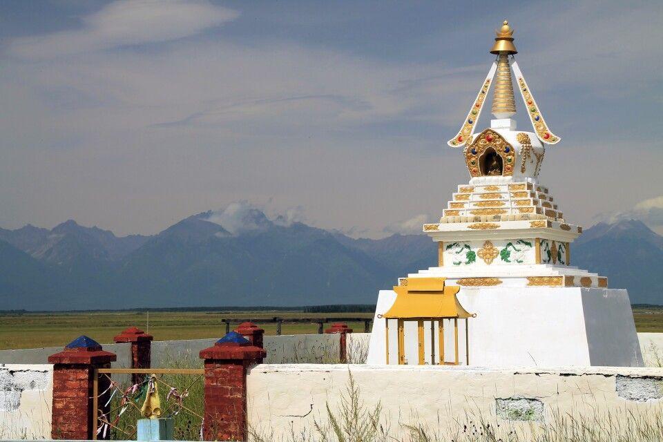 Alte Stupa