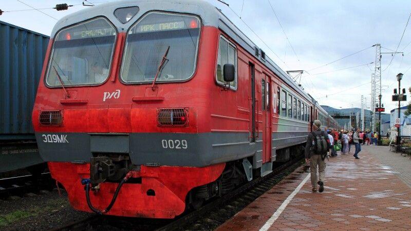 Transsibirische Eisenbahn © Diamir
