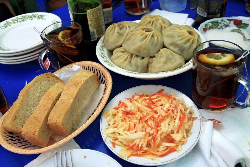 Typisch russische Speisen