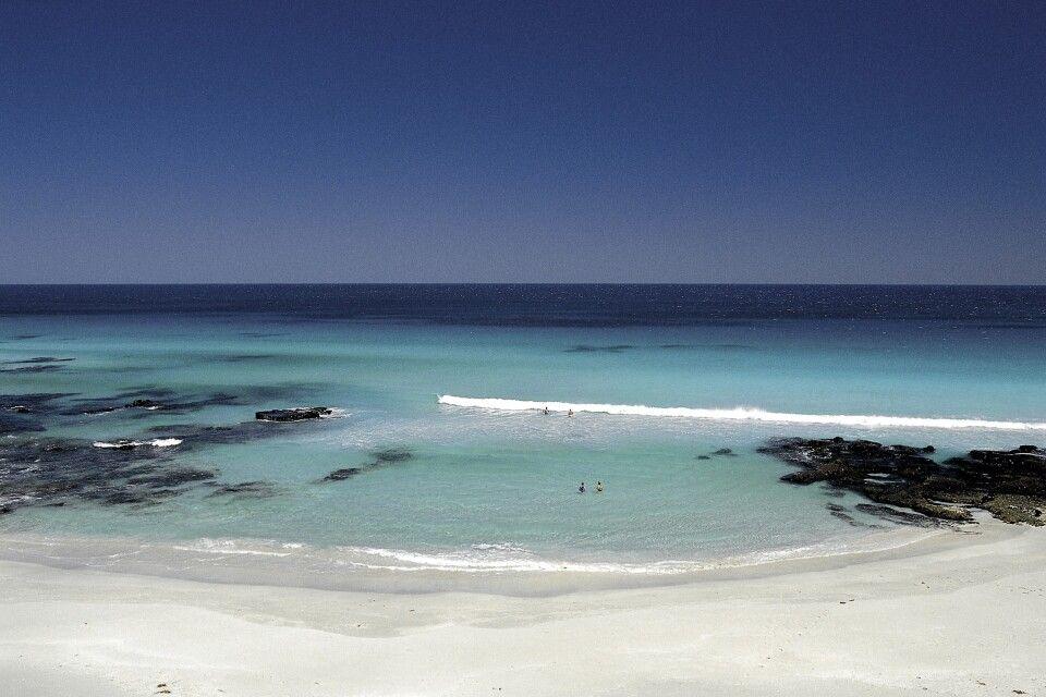 Kangaroo Island Küste