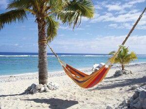 Hängematte Cook Island