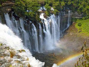 Kalandula-Wasserfälle