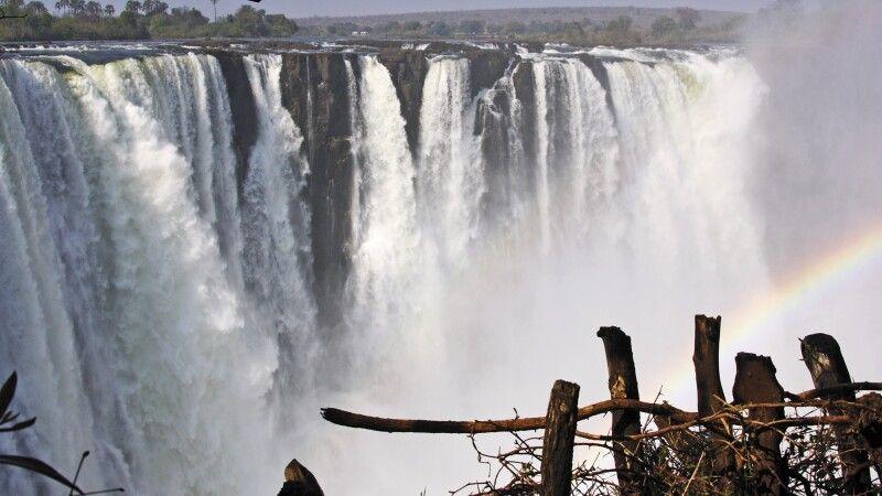 Victoriafälle, Simbabwe, Victoria Falls © Diamir