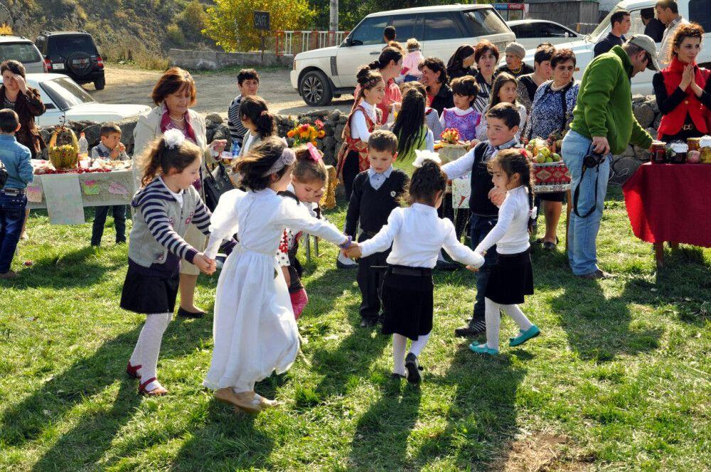 Herbstfest am Kloster Tatev