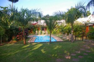 Lidiko Lodge in St. Lucia, KwaZulu Natal