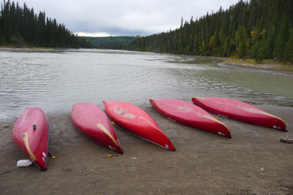 Goodbye Athabasca River