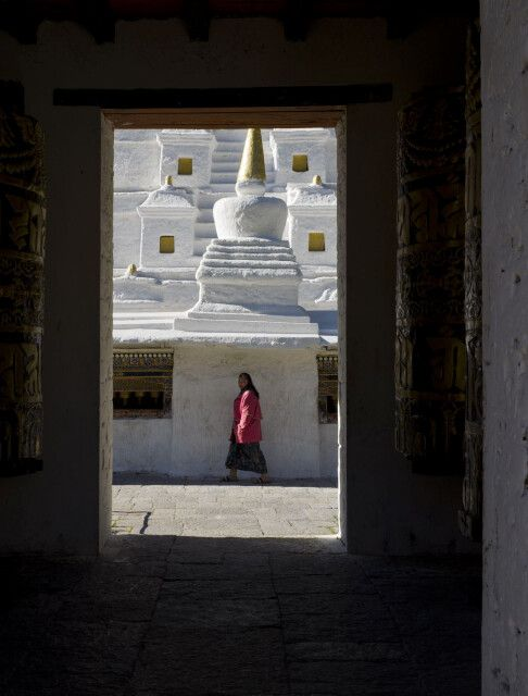 Trashigang-Trashiyangtse, Kora-Chörten, Trashiyangtse-Dzong, Go