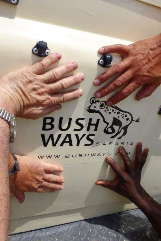 Bushways Safaris, der Reiseveranstalter