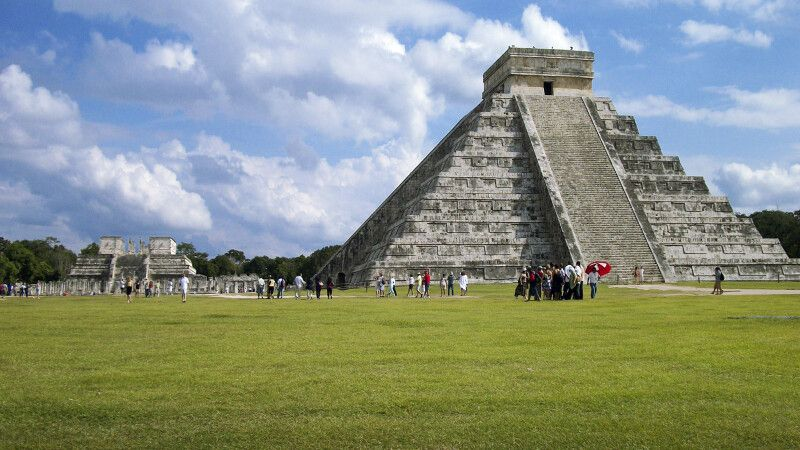 Chichen Itza auf Yucatan in Mexiko © Diamir