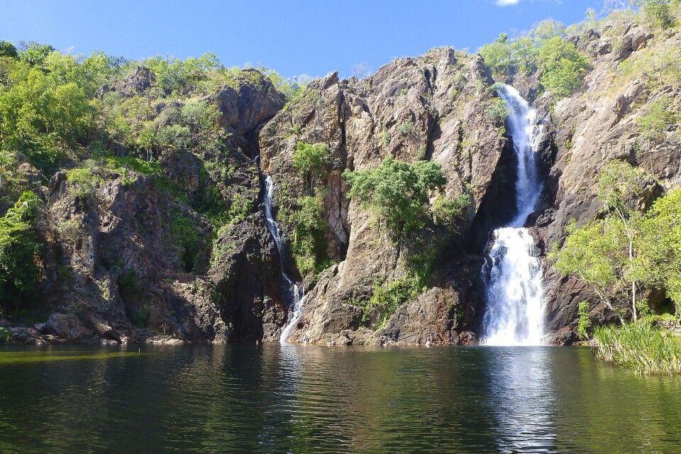 Wangi Falls Litchfield NP