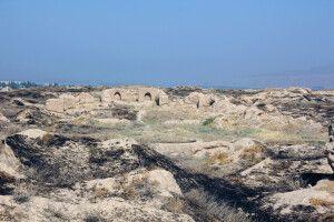 Die Ausgrabungen des alten Pendschikent.