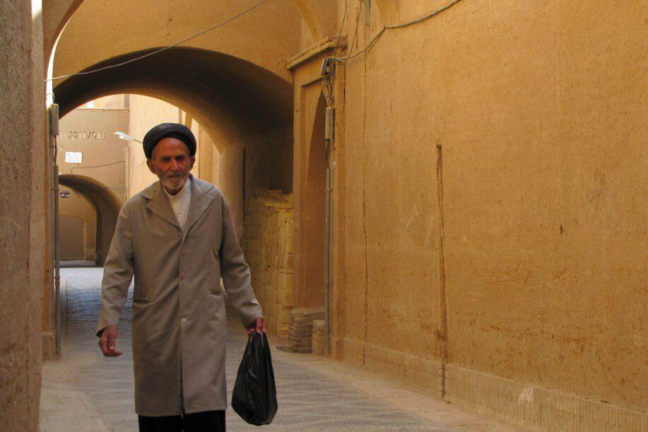 Yazd: Altstadt