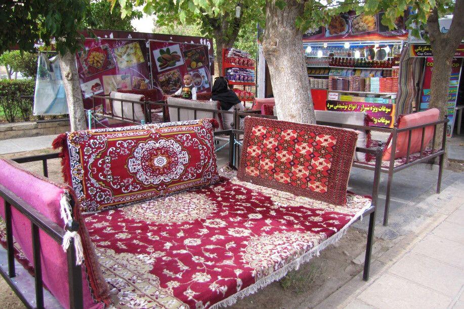 Shiraz: Saadi-Mausoleum