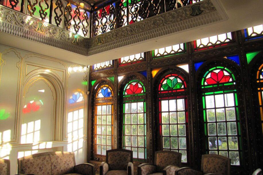 Shiraz: Naranjestan-Museum