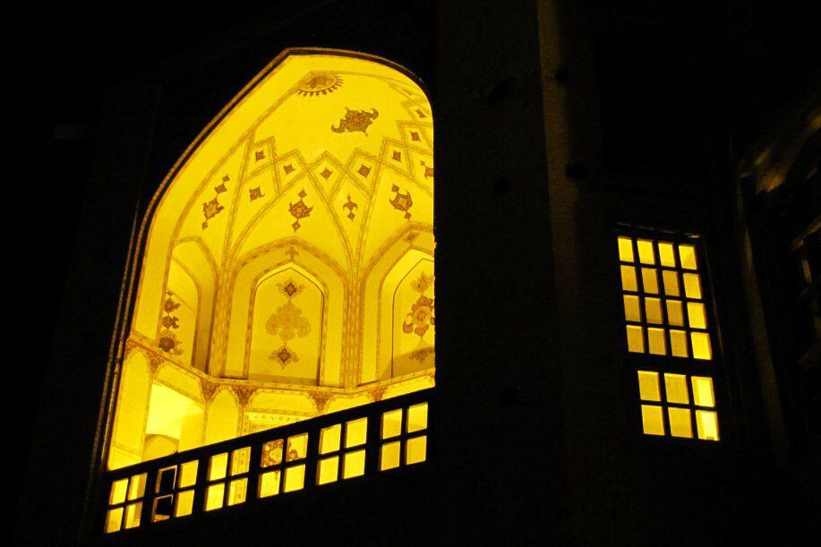 Isfahan: Khaju-Brücke