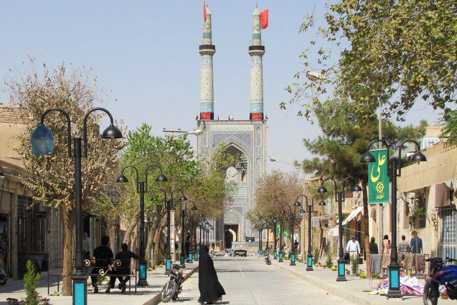 Yazd: Jame-Moschee