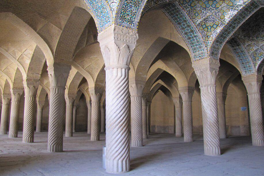 Shiraz: Emaille- und Intarsien-Arbeiten