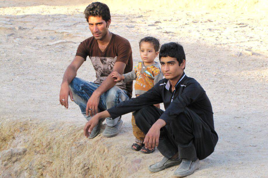 Yazd: Knochenloch auf dem Turm des Schweigens