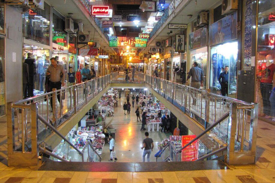 Shiraz: Kaufhaus