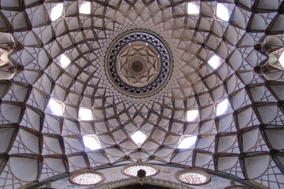 Kashan: Borujerdi-Haus