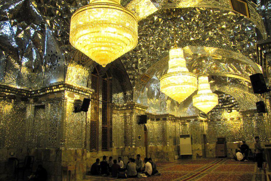 Shiraz, Shah Cheragh: Heiliger Schrein