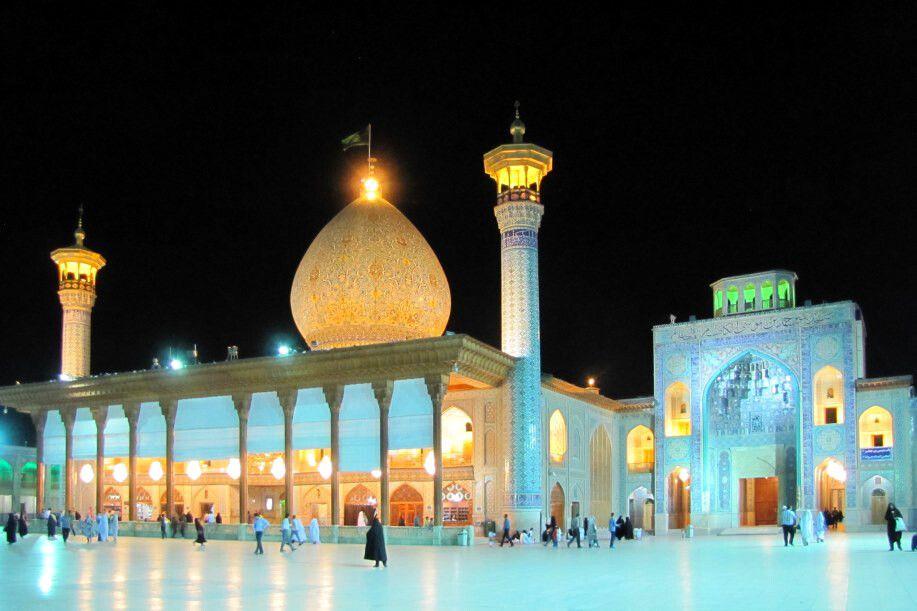 Shiraz: Shah-Cheragh-Heiligtum
