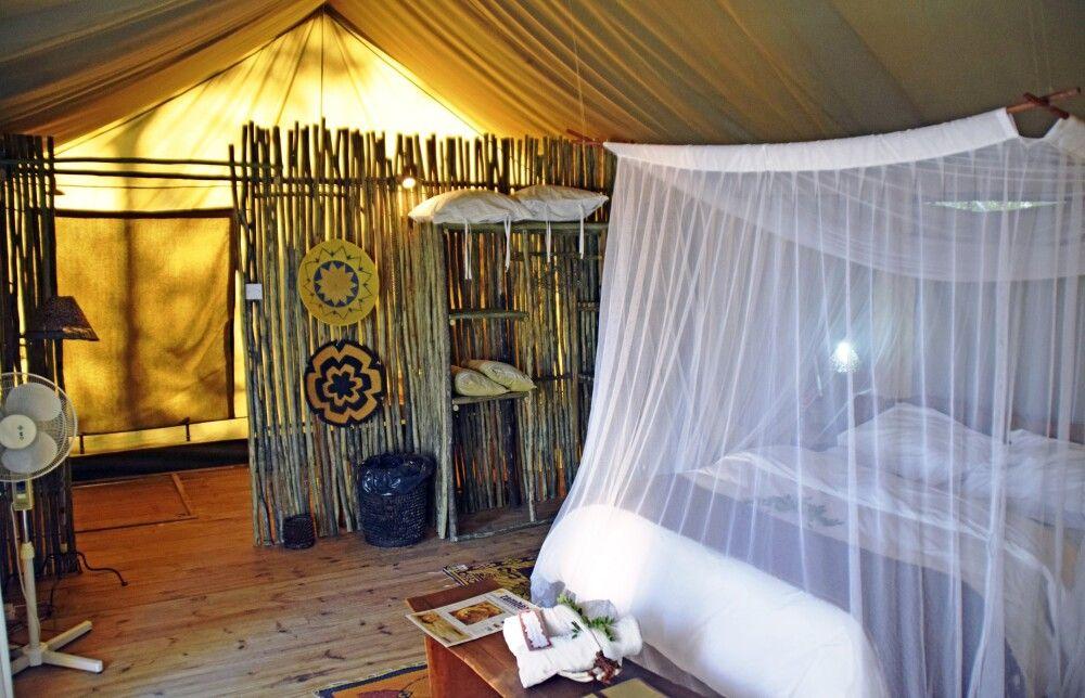 Miombo Safari Camp: vereint hautnahes Naturerlebnis und wohltuenden Komfort