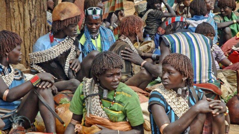 Markttag in Südäthiopien © Diamir