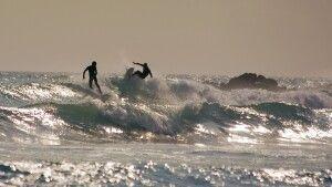 Surfen an der Garden-Route