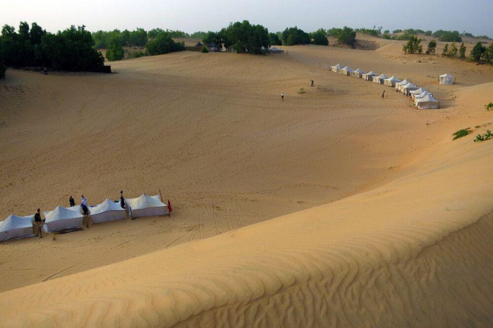 In der Wüste Lompoul