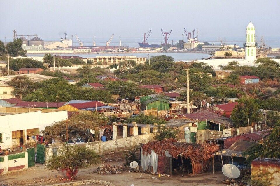Hafenort Berbera