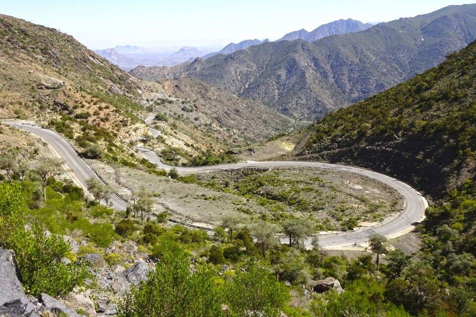 Landschaft in Somaliland
