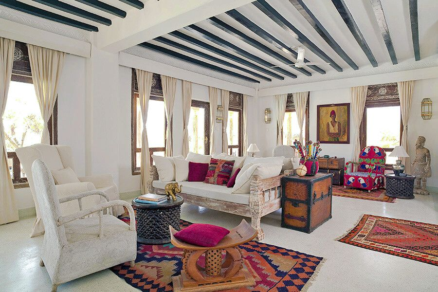 Villa im The Majlis Resort auf Lamu Island