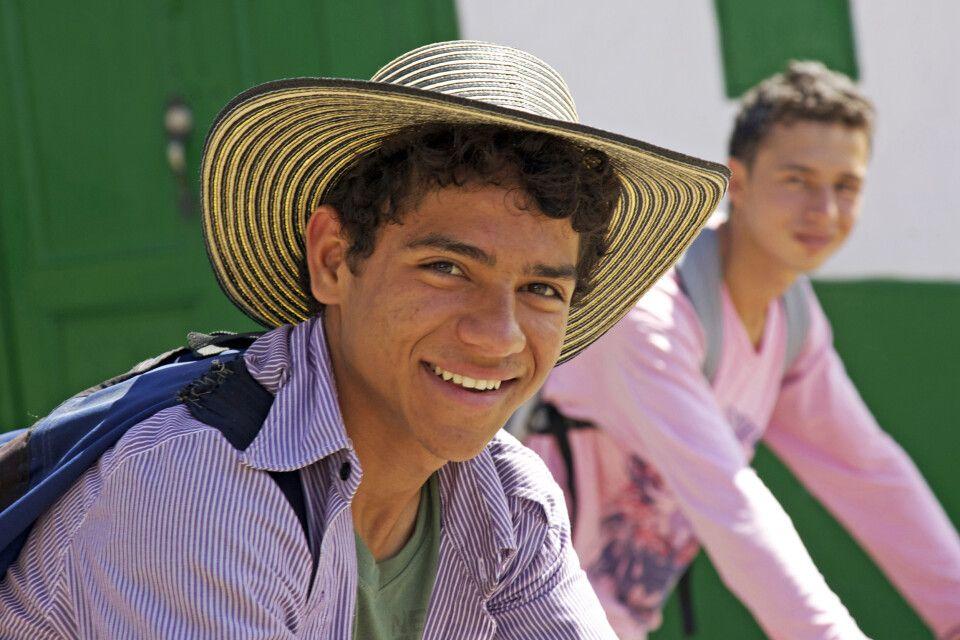 Begegnungen in Kolumbien
