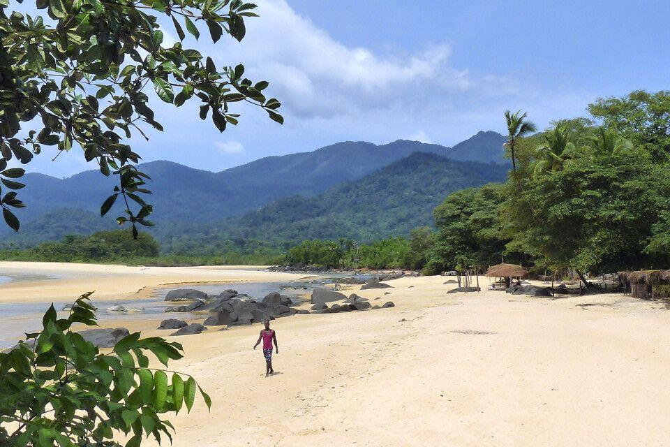 Freetown Halbinsel